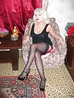pantyhose moms videos